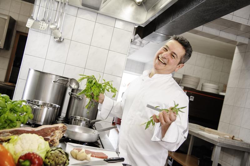 Hotel Mediterraneo, Küche
